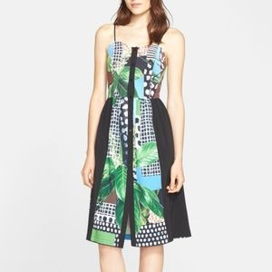Clover Canyon 'Harvest Ritual' Dress (M)